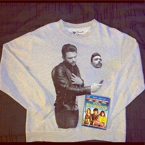 🎥James Franco Selfie Combo (Sweatshirt + Blu Ray)